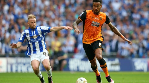 Tom Huddlestone, Hull