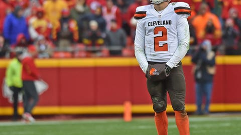 Johnny Manziel (2-6)