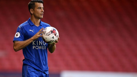 Luis Hernandez, Leicester City