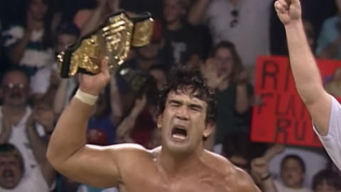 Ricky Steamboat - 89
