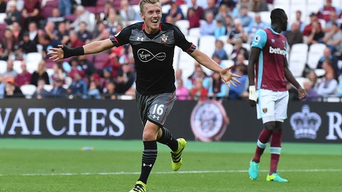 James Ward-Prowse, Southampton