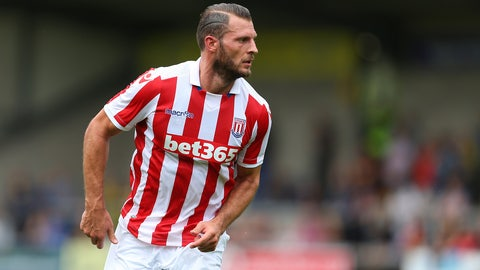18. Erik Pieters, Stoke City (tie)