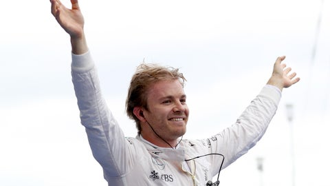 How Nico Rosberg can clinch the title: