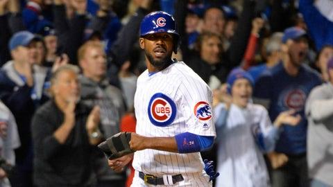 MLB's color barrier hadn't been broken yet