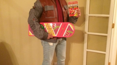 Zack Ryder as Marty McFly