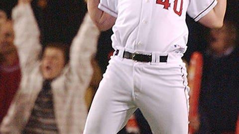 2002: Anaheim Angels