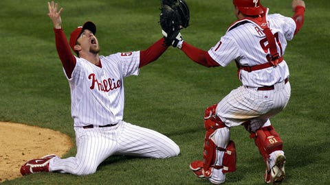 2008: Philadelphia Phillies