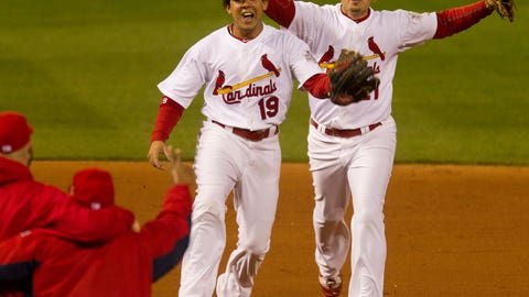2011: St. Louis Cardinals