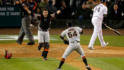 2012: San Francisco Giants