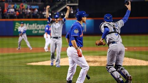 2015: Kansas City Royals