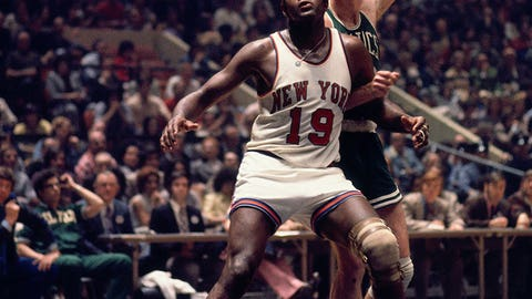 New York Knicks - 2 NBA Championships
