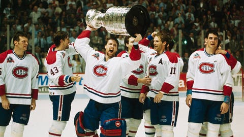 Montreal Canadiens (23 years)