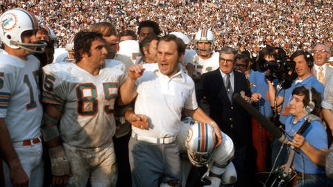 Miami Dolphins (43 years)