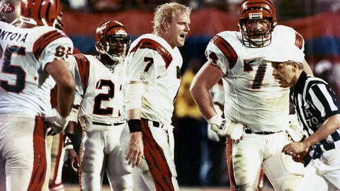Bengals (0 wins, 2 appearances)