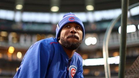 Cubs projected lineup: 1 - Dexter Fowler