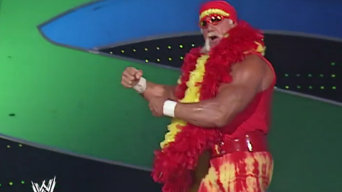 Hulk Hogan: 53 years old (SummerSlam, 2006)