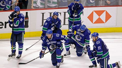 Vancouver Canucks (45 years)