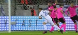 Robert Mak blasts one in vs. Scotland to give Slovakia the lead   2016 European Qualifiers
