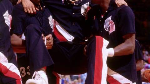 Portland Trail Blazers: Sam Bowie over Michael Jordan (1984, Pick No. 2)