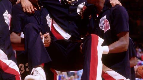 Portland Trail Blazers: Sam Bowie over Michael Jordan (1984, Pick No. 2)