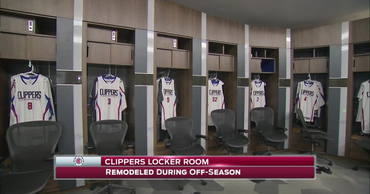 Redskins Locker Room Tour