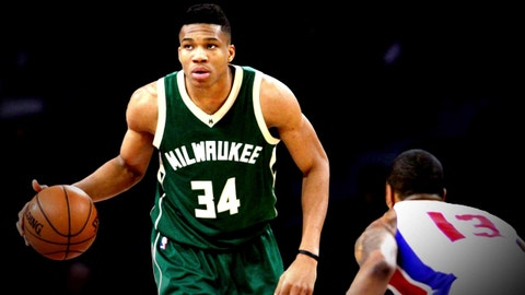 Milwaukee Bucks, 5-4