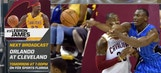 Magic finish back-to-back against defending champion Cavaliers