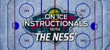 On Ice Instructional: Skating backwards with the Minnesota Wild's Jared Spurgeon