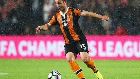 Shaun Maloney, Hull City