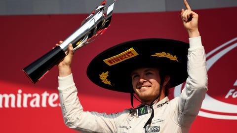 Previous results: Mexican Grand Prix