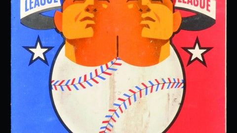 World Series programs were sold for 25 cents