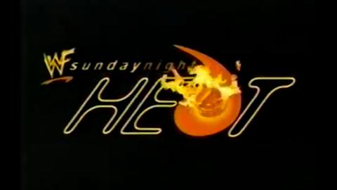 Sunday Night Heat was still on the air
