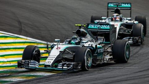 Previous results: Brazilian Grand Prix