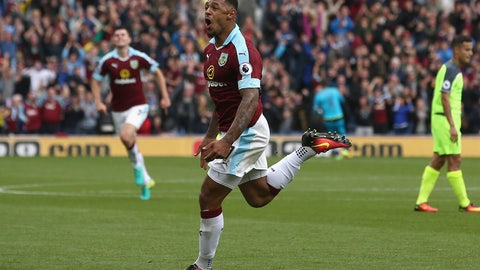 6. Andre Gray, Burnley
