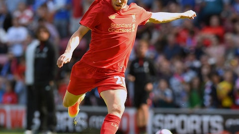 Lucas, Liverpool