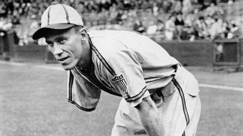 The St. Louis Browns had a player with one arm