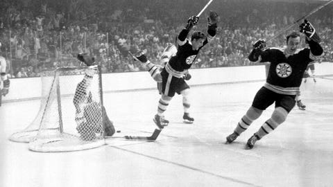 NHL, end of Original Six/start of expansion era
