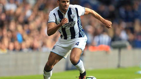 Hal Robson-Kanu, West Bromwich Albion