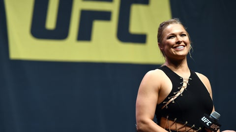 Sept. 27: Dana White says Rousey wants to fight Cris 'Cyborg' Justino
