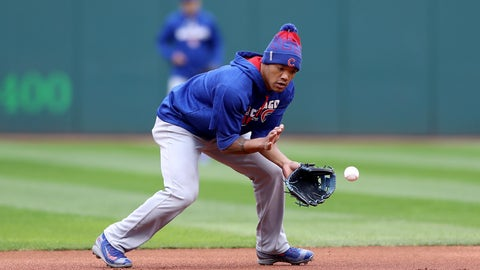 8 - Addison Russell