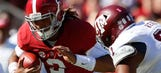 See the first official College Football Playoff Top 25