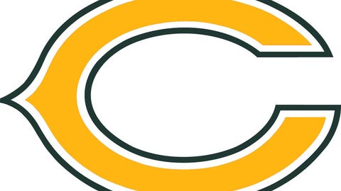 Chicago Bears (Packers colors)