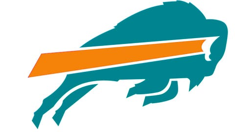 Buffalo Bills (Dolphins colors)