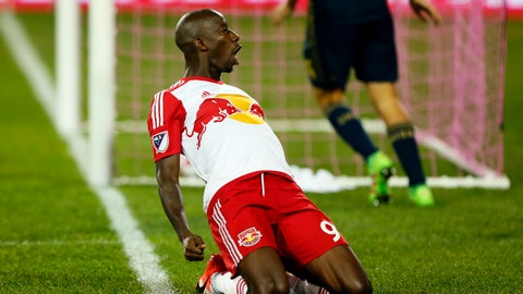 New York Red Bulls - Bradley Wright-Phillips: $1.635 million