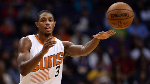 Sixth Man of the Year: Brandon Knight, PG, Suns