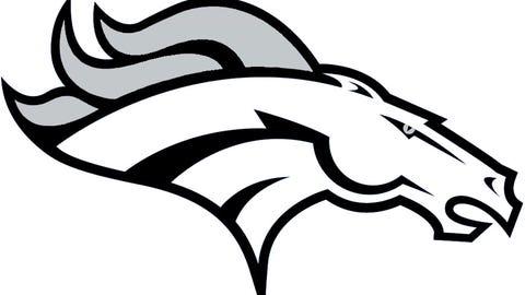 Denver Broncos (Raiders colors)