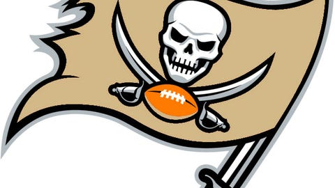 Tampa Bay Buccaneers (Saints colors)