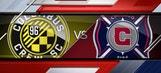 Columbus Crew SC vs. Chicago Fire | 2016 MLS Highlights