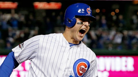 Anthony Rizzo, 1B, Cubs