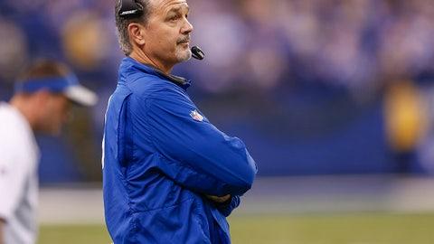 Broiling: Chuck Pagano, Indianapolis Colts (3-5)